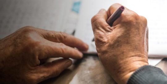 Parkinson - Samen Praktijk voor Ergotherapie