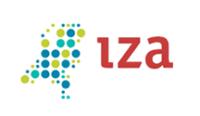 Klik hier om naar de website van IZA te gaan.