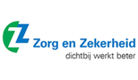 Klik hier om naar de website van Zorg enZekerheid te gaan.