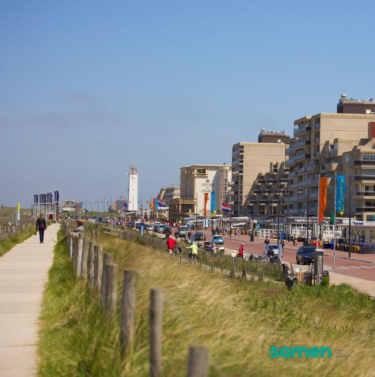 Noordwijk Boulevard - Samen Praktijk voor Ergotherapie