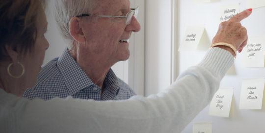 Dementie - Samen Praktijk voor Ergotherapie